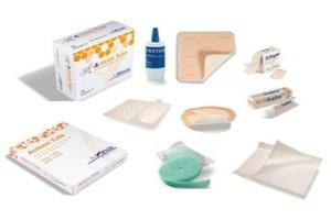 Wound dressings - woundcare products